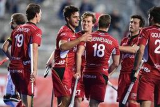 Hockey Pro League - Les Red Lions s'imposent 0-8 en Allemagne et se rassurent en vue du Final Four