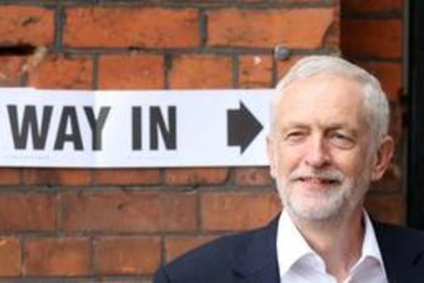Brexit - Corbyn pleit voor vervroegde verkiezingen of nieuw referendum