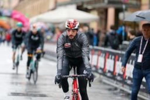 Ook Jelle Vanendert geeft op in de Giro
