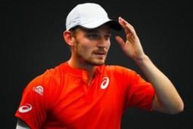 David Goffin behoudt 21e plaats op ongewijzigde ATP-ranking