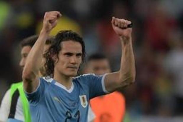 Uruguay verslaat Chili en is groepswinnaar van Copa America