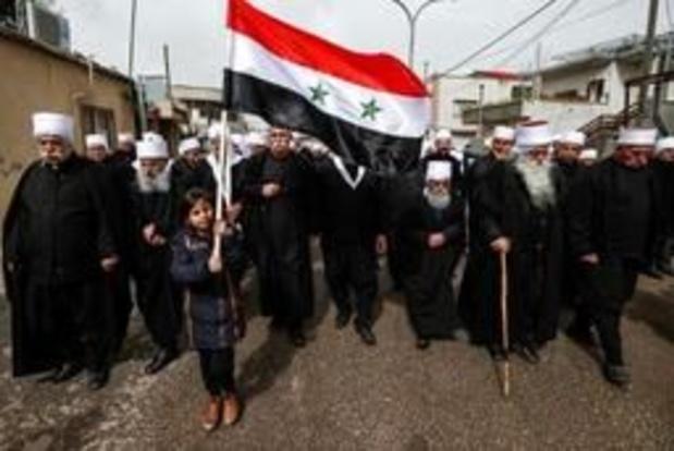 Bijeenkomst Arabische Liga overschaduwd door spanningen rond Golanhoogte