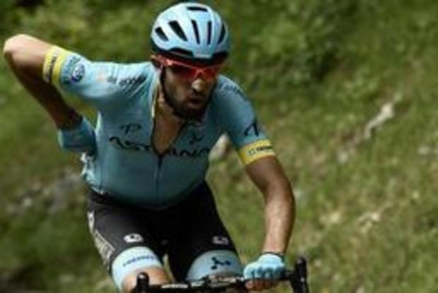 Cataldo triomfeert in 15e etappe Giro, Carapaz verstevigt leiderstrui