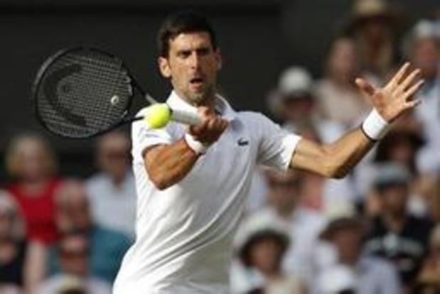 Novak Djokovic sera aligné pour la Serbie en Coupe Davis