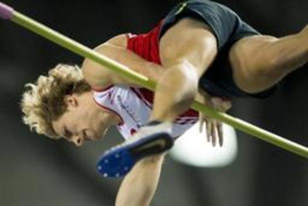 WK atletiek Doha - Polsstokspringer Ben Broeders sloopt in Duitsland limiet