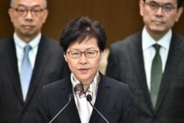 """Onrust Hongkong - Manifestanten plaatsen Hongkong in """"zeer gevaarlijke situatie"""""""