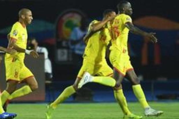 Africa Cup 2019 - Benin zorgt voor verrassing en schakelt outsider Marokko uit