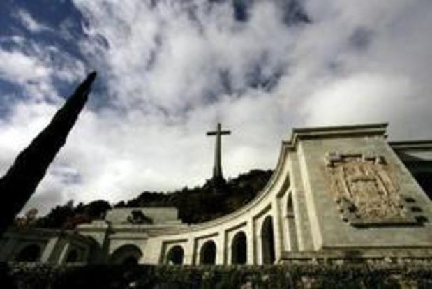 Spaanse justitie schort opgraving Franco op