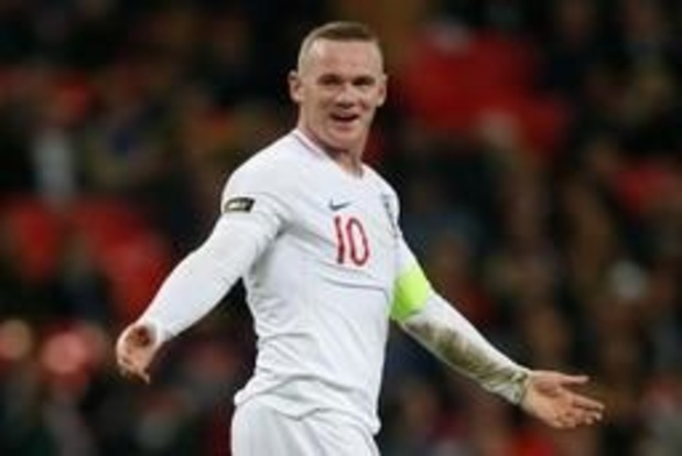 Wayne Rooney gaat in januari naar Derby County