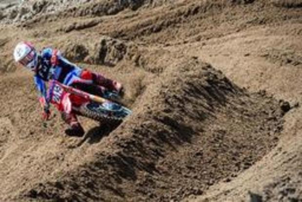 WK motorcross - Tim Gajser triomfeert in GP van België