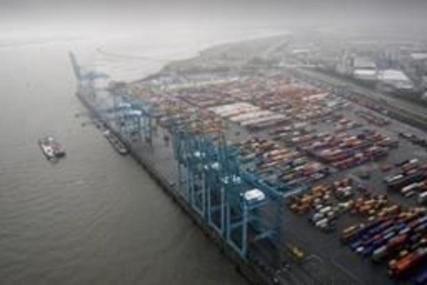 'Europese zeehavens worden te afhankelijk van China'