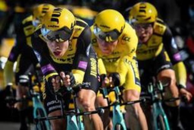Tour de France - 103 véhicules mal stationnés ont dû être enlevés à Bruxelles dimanche