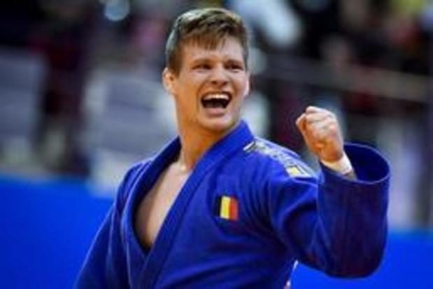 Grand Prix judo Montréal - Matthias Casse gaat met brons voort op ingeslagen weg