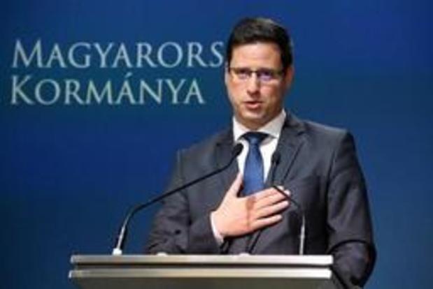 Hongaarse regeringspartij Fidesz wil dan toch bij EVP blijven