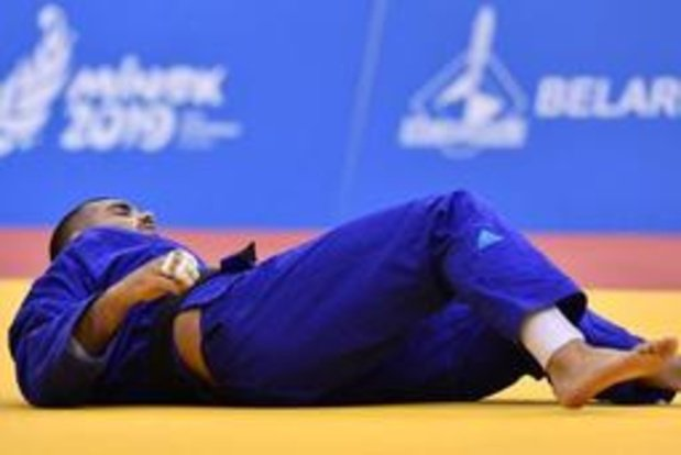 Belgische titelverdediger Nikiforov uitgeschakeld op EK