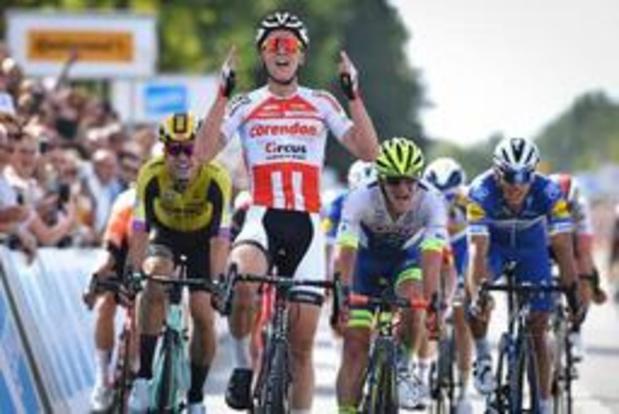 Belgisch kampioen Merlier in wegritselectie, Campenaerts verdedigt tijdrittitel