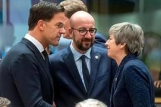 Un report envisageable du Brexit pour Charles Michel si la bonne marche de l'UE est garantie