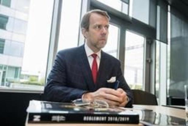 Fraudeonderzoek Belgisch voetbal - Bondsparket gaat niet in beroep tegen vrijspraak Waasland-Beveren