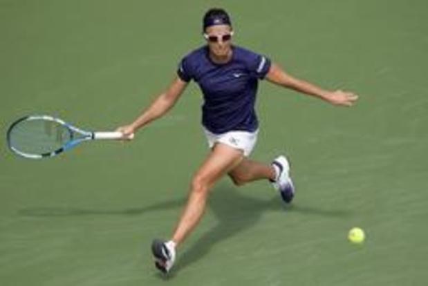 WTA Hiroshima - Kirsten Flipkens rejoint le 2e tour