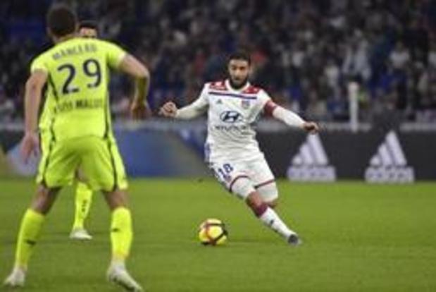 Betis Sevilla strikt Nabil Fekir