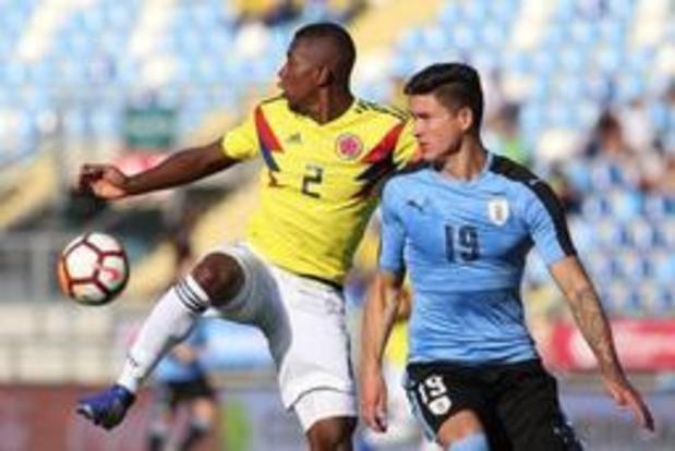 Genk haalt jonge verdediger in Colombia