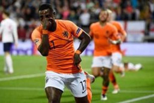 Ligue des Nations - Les Pays-Bas s'offrent l'Angleterre en prolongations et rejoignent le Portugal en finale