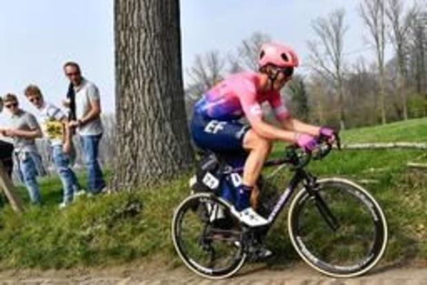 Tour des Flandres - Vanmarcke heureux d'avoir pu aider Bettiol, Van Avermaet pas surpris par son ex-équipier