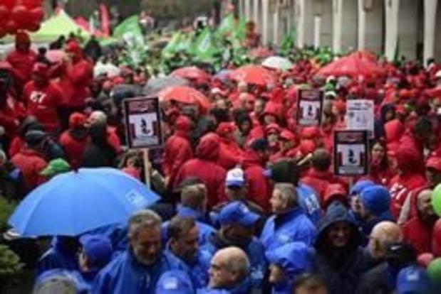 Les syndicats belges continuent à attirer des membres