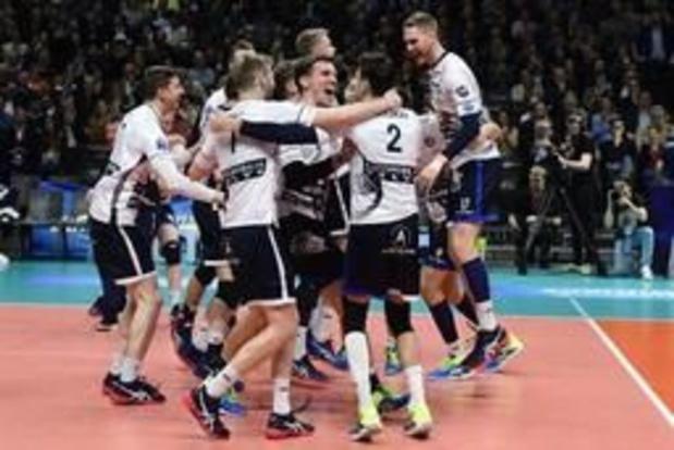 Euromillions Volley League - Roeselare brengt stand in evenwicht met 2-3 zege in Maaseik