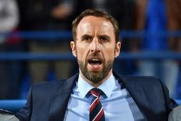 Ligue des Nations - Southgate a dû écarter quatre joueurs en vue Final Four