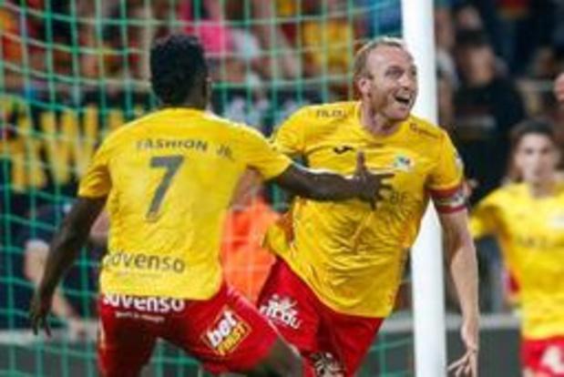 Jupiler Pro League - Oostende dient KV Mechelen eerste nederlaag toe