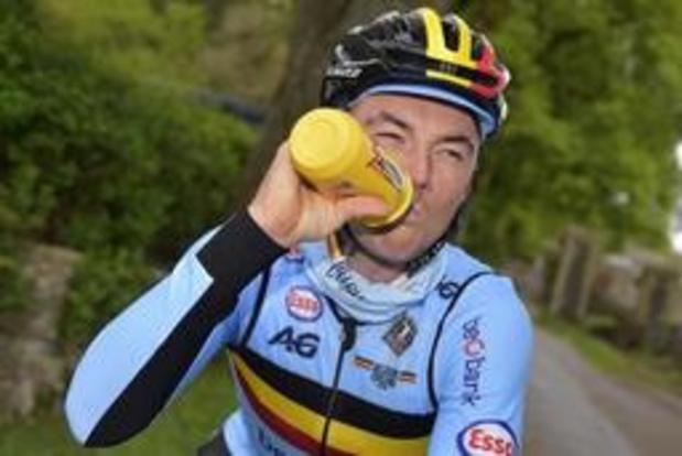 Yves Lampaert pakt de zege in tijdrit van Ronde van Zwitserland