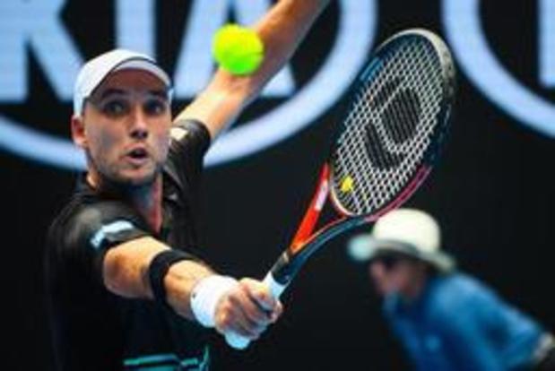 Steve Darcis accède au 3e et dernier tour des qualifications à Roland-Garros
