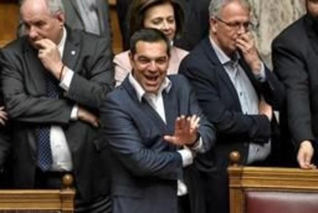 Griekse premier Tsipras verlaagt btw en helpt gepensioneerden