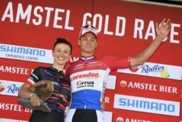 Amstel Gold Race - Van der Poel brengt met ultieme ommekeer Nederland in extase