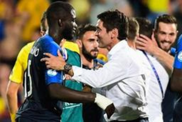 EK U21 (m) - Roemenië en Frankrijk na 0-0 gelijkspel allebei naar halve finales, Italië uitgeschakeld