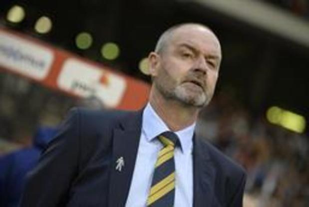 Schotse bondscoach maakt selectie bekend voor tweeluik tegen Rusland en België