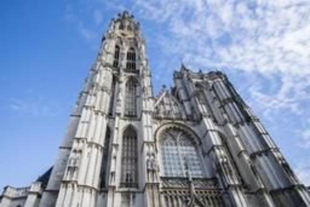 Overleg rond kathedralen Antwerpen en Mechelen, maar provincie maakt zich geen zorgen