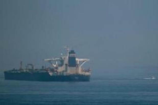 Tankercrisis - Gibraltar geeft Iraanse supertanker Grace 1 vrij