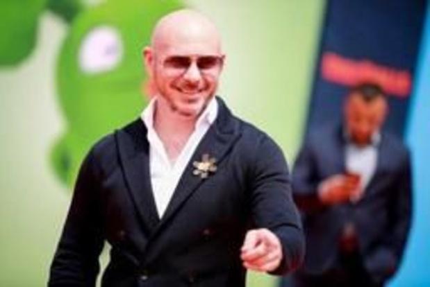 """Sans la musique, le rappeur Pitbull serait """"mort ou en prison"""""""