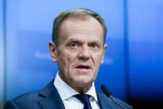 Les dirigeants de l'UE au chevet de la France pour la reconstruction