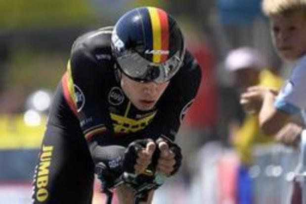Tour de France - Van Aert maakt zich vanuit ziekenhuis nuttig