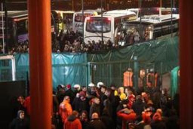 Debuut van Vincent Kompany zal niet achter gesloten deuren plaatsvinden