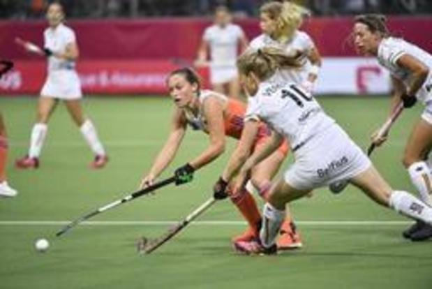 Nederlandse hockeyvrouwen veroveren tiende Europese titel