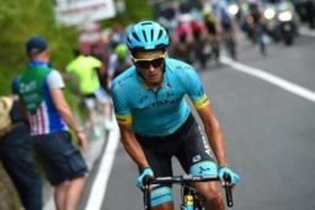 Bilbao wint zevende etappe van de Giro