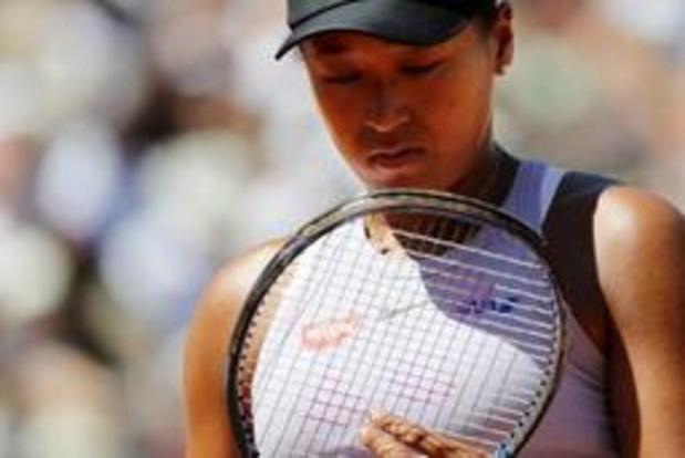 Pas de troisième victoire consécutive en Grand Chelem pour Osaka, sortie par Siniakova