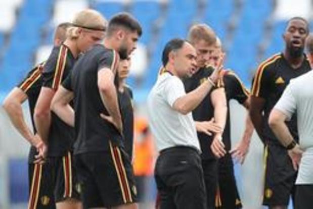 Euro espoirs 2019 - Walem titularise Cobbaut, Mangala et Cools