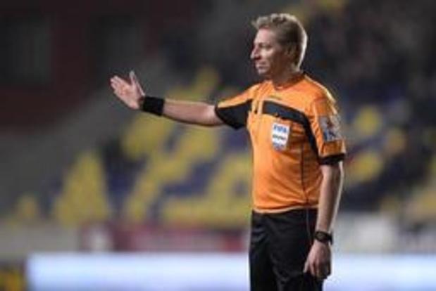 Ref Lawrence Visser promoveert naar UEFA-categorie 2