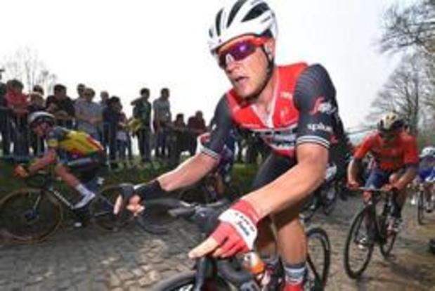 Trek-Segafredo met Jasper Stuyven, maar zonder Edward Theuns naar Tour de France
