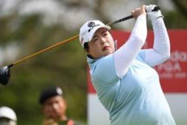 Shanshan Feng wint Thornberry Creek Classic golf